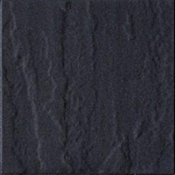 H2O Square 80x40x5 Black Excellent Relief - 13567 - Steenvoordeel.nl