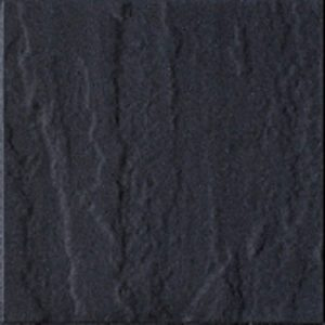 H2O Square 80x40x5 Black Excellent Relief - 13567 - Steenvoordeel.nl