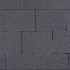 Straksteen 20x15x6 Antraciet - 15694 - Steenvoordeel.nl