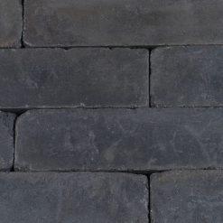Linea 60x15x15 Antraciet Getrommeld - Steenvoordeel