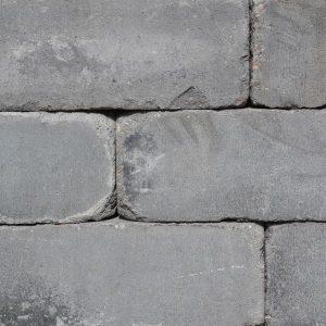 Linea 60x15x15 Donkergrijs Getrommeld - Steenvoordeel