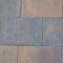 Straksteen 20x30x6 Paars GV - 21498 - Steenvoordeel.nl