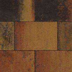 Straksteen 20x30x5 Bruin GV - 22685 - Steenvoordeel.nl