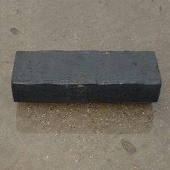 Betonbiels 12x20x60 zwart DB - 23488 - Steenvoordeel.nl