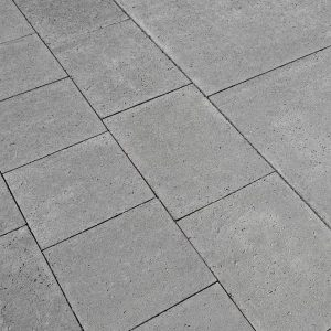 Betontegels 60x60 Antraciet.Schellevis Tegels Steenvoordeel