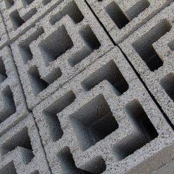Patioblok Grijs 30x30x10 cm - 25467 - Steenvoordeel.nl