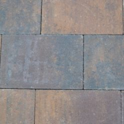 Straksteen 20x30x5 Paars GV - 27182 - Steenvoordeel.nl