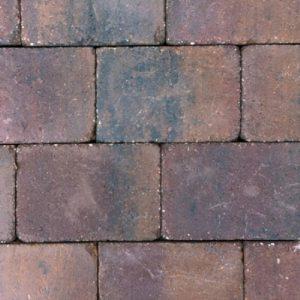 Trommelsteen 20x30x5 Paars GV - 27235 - Steenvoordeel.nl