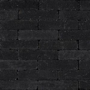 Trommelsteen Waalformaat 7cm Antraciet - 27260 - Steenvoordeel.nl