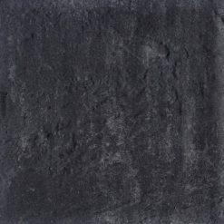 H2O Square 60x60x5 Nero Grey Excellent Relief - 28048 - Steenvoordeel.nl
