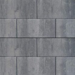 SV H2O Design Square 60x20x6 Nero Grey Emotion - 28367 - Steenvoordeel