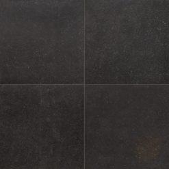 29125 GeoCeramica 60x60x4 Impasto Negro - Steenvoordeel