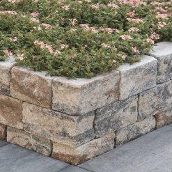 Tuin Stenen Kopen.Muurblokken En Stapelblokken Voor Uw Tuin Online Kopen Steenvoordeel