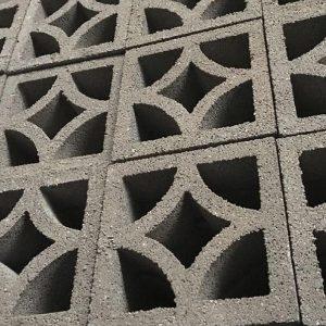Romanoblok grijs 30x30x10 cm - 30804 - Steenvoordeel.nl