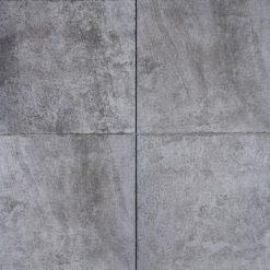 32436 GeoCeramica 60X60X4 Vecchia Antra Grey - Steenvoordeel