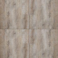 32438 GeoCeramica 60X60X4 Timber Tortera - Steenvoordeel