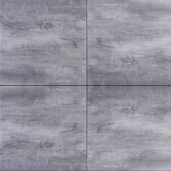 32439 GeoCeramica 60X60X4 Timber Grigio - Steenvoordeel