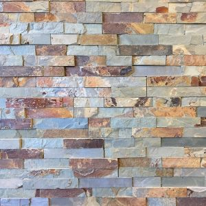 SV Stonepanel Rusty Slate 60x15 Flatfacet - 33043 - Steenvoordeel.nl