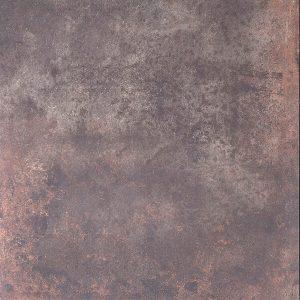 33079 GeoCeramica 80X80X4 Corten Steel - Steenvoordeel