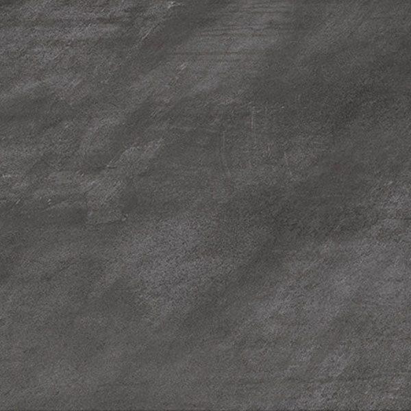 33767 GeoCeramica Entree 60X60X4 Flow Black - Steenvoordeel