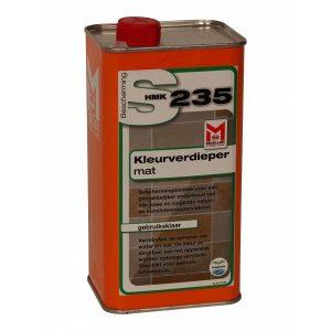 HMK S235 Kleurverdieper - mat 1 liter - 3403309 - Steenvoordeel.nl