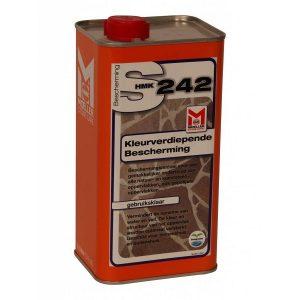 HMK S242 Kleurverdiepende bescherming 1 liter - 3403314 - Steenvoordeel.nl