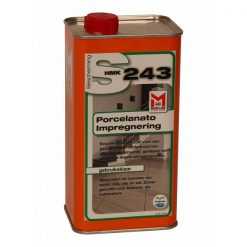HMK S243 Porcelanato impregnering 1 liter - 3403315 - Steenvoordeel.nl