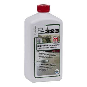 HMK P323 Slijtvaste zijdeglans zwart 1 liter - 3403489 - Steenvoordeel.nl