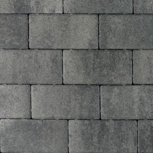 BSS 6cm Nature Top Nero Grey Mini Facet - 34095 - Steenvoordeel.nl