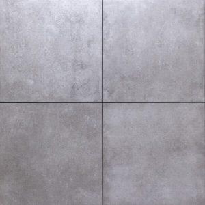 Cerasun 60x60x4 Cemento Grigio - 39143 - Steenvoordeel.nl