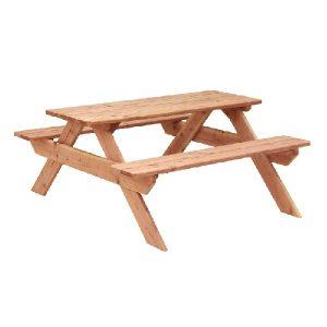 Douglas kinderpicknicktafel | Steenvoordeel