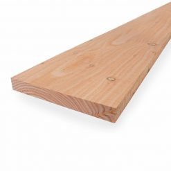 Douglas plank fijnbezaagd | Steenvoordeel