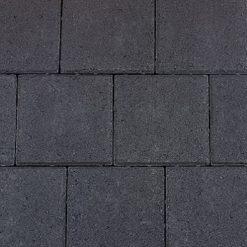 Dubbelklinker Antraciet 8 cm - 22690 - Steenvoordeel.nl