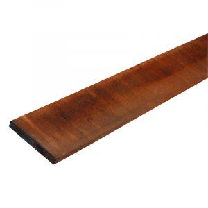 Hardhouten plank fijnbezaagd | Steenvoordeel