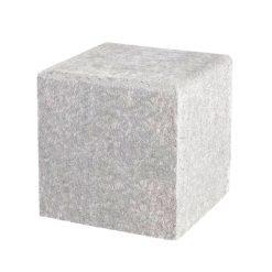 Oud Hollands zitelement vierkant grijs | Steenvoordeel