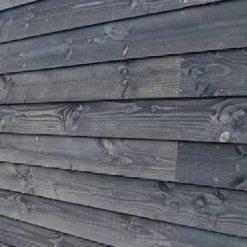 Zweeds rabat grenen zwart gedompeld sfeer | Steenvoordeel